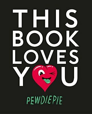 This Book Loves You by PewDiePie Book The Cheap Fast Free Post
