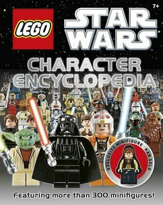 Lego Star Wars Character Encyclopedia by Hannah Dolan Book The Cheap Fast Free