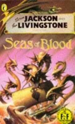 Seas of Blood (Puffin Adventure Gamebooks: 16) by Chapman, Andrew Paperback The