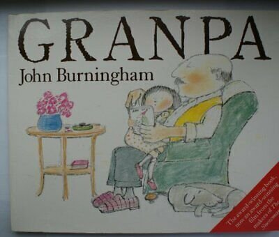 Granpa by Burningham, John Paperback Book The Cheap Fast Free Post