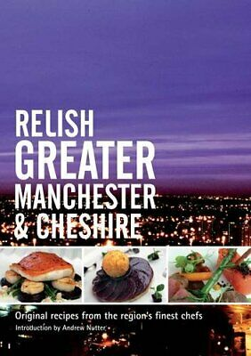 Relish Greater Manchester and Cheshire by Peters, Duncan L. Book The Cheap Fast