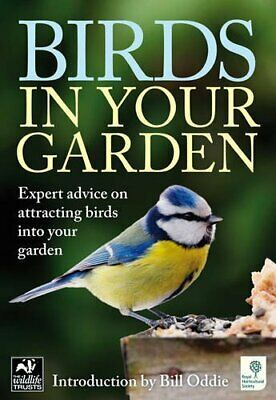 Birds in Your Garden (Rhs) by Tait, Malcolm Paperback Book The Cheap Fast Free