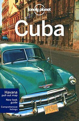 Lonely Planet Cuba (Travel Guide) by Waterson Book The Cheap Fast Free Post