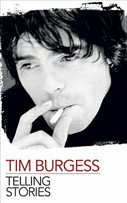 Telling Stories by Burgess, Tim Book The Cheap Fast Free Post