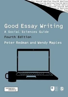 Good Essay Writing (SAGE Study Skills Series) by Wendy Maples Paperback Book The
