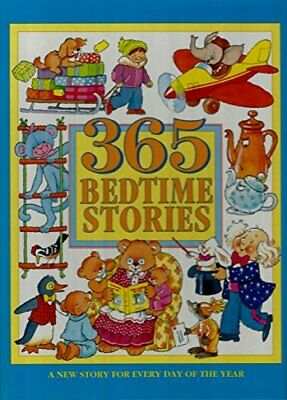 365 Bedtime Stories Hardback Book The Cheap Fast Free Post