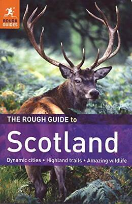 The Rough Guide to Scotland by Humphreys, Rob Paperback Book The Cheap Fast Free