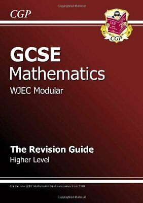 GCSE Maths WJEC Modular Revision Guide - Higher by Parsons, Richard Paperback