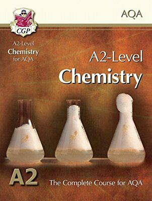 A2-Level Chemistry for AQA: Student Book by CGP Books Book The Cheap Fast Free