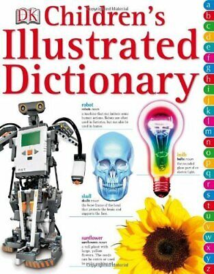 Children's Illustrated Dictionary by Publishing, DK Book The Cheap Fast Free