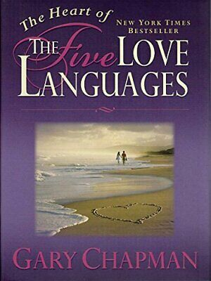 The Heart of the 5 Love Languages by Gary Chapman Paperback Book The Cheap Fast