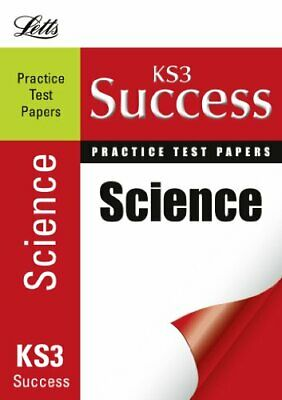Science: Practice Test Papers (Letts Key Stage 3 Success) by Clegg, Jackie Book