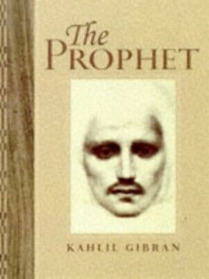 The Prophet by Gibran, Kahlil Paperback Book The Cheap Fast Free Post