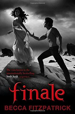 Finale (Hush Hush), Fitzpatrick, Becca Book The Cheap Fast Free Post