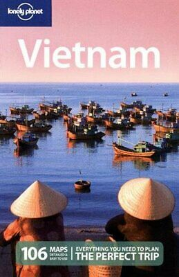 Vietnam (Lonely Planet Country Guides) by Ray, Nick Paperback Book The Cheap