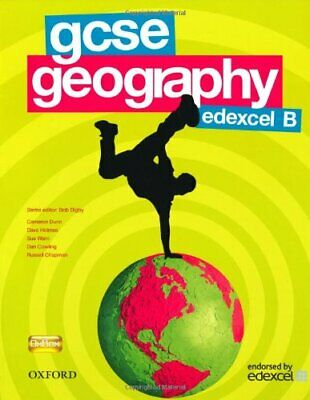 GCSE Geography for Edexcel B Student Book: Student... by Dunn, Cameron Paperback