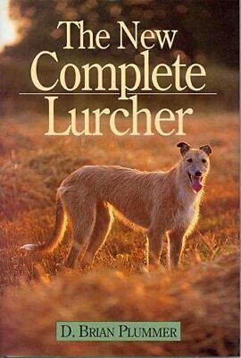 The New Complete Lurcher by David Brian Plummer Hardback Book The Cheap Fast
