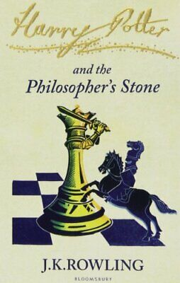 Harry Potter and the Philosopher's Stone (Harry P... by Rowling, J. K. Paperback