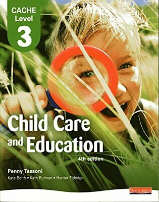 CACHE Level 3 Child Care and Education Student Book (CACHE: Child C... Paperback