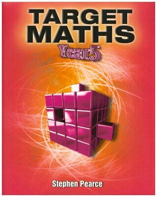 Target Maths: Year 5 by Pearce, Stephen Paperback Book The Cheap Fast Free Post
