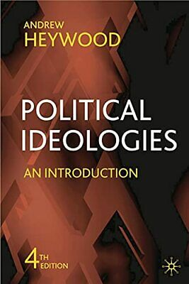 Political Ideologies: An Introduction by Heywood, Andrew Paperback Book The