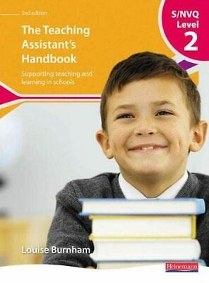S/NVQ Level 2 Teaching Assistant's Handbook, 2nd... by Burnham, Louise Paperback