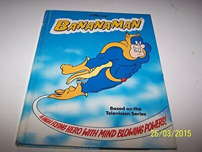 BANANAMAN by No stated author Book The Cheap Fast Free Post