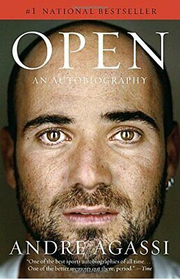 Open: An Autobiography by Andre Agassi 0307388409