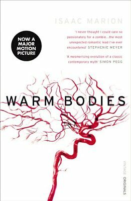 Warm Bodies, Marion, Isaac Paperback Book The Cheap Fast Free Post