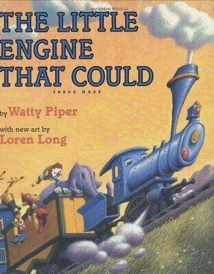 The Little Engine That Could by Watty, Piper Book The Cheap Fast Free Post