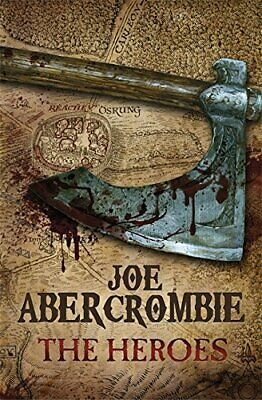 The Heroes (World of the First Law) by Abercrombie, Joe Hardback Book The Cheap