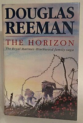The Horizon : by Reeman, Douglas Hardback Book The Cheap Fast Free Post