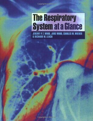 The Respiratory System at a Glance by Leach, Richard Paperback Book The Cheap