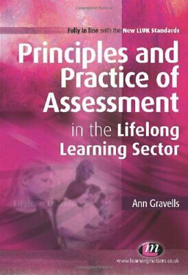 Principles and Practice of Assessment in the Lifel... by Gravells, Ann Paperback