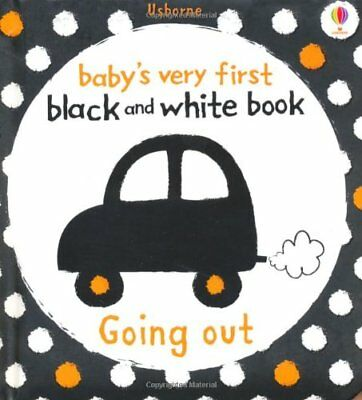 Going Out (Baby Very First Black & White Books) (B..., Stella Baggott Board book