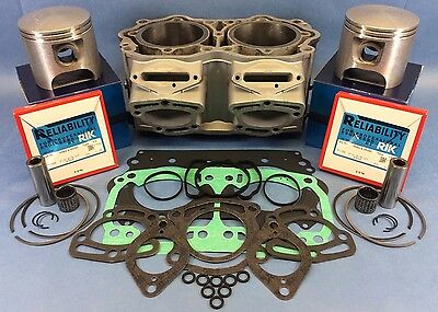 S937 Sea Doo 947/ 951 Carbureted Cylinder Top End Rebuild Kit Carb Gtx Xp Rx Lrv