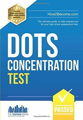 Dots Concentration Tests: The ultimate guide, to help prep... by McMunn, Richard