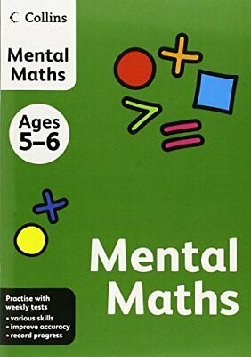 Collins Mental Maths (Collins Practice) by HarperCollins UK Book The Cheap Fast