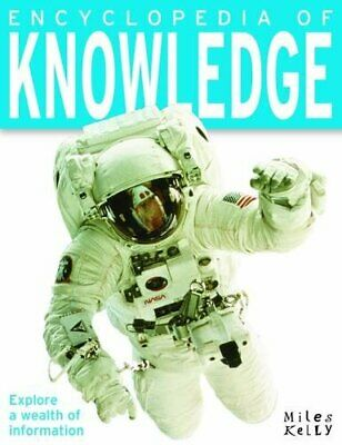 Encyclopedia of Knowledge by Miles Kelly Book The Cheap Fast Free Post