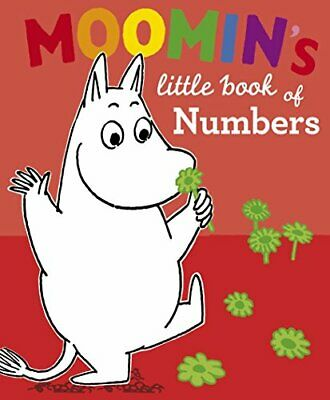 Moomin's Little Book of Numbers, Jansson, Tove Board book Book The Cheap Fast