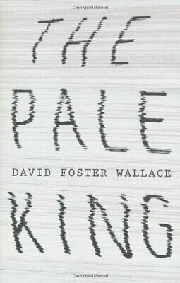The Pale King by Foster Wallace, David Hardback Book The Cheap Fast Free Post