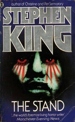 The Stand by King, Stephen Paperback Book The Cheap Fast Free Post
