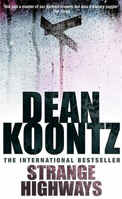 Strange Highways by Koontz, Dean Paperback Book The Cheap Fast Free Post