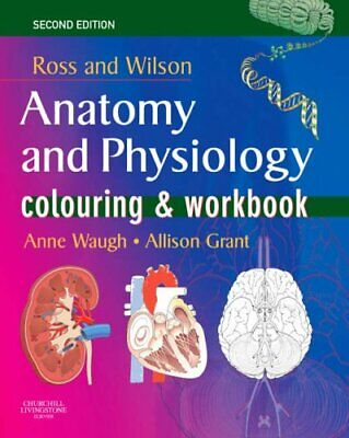 Ross and Wilson's Anatomy and Physiology Colouring and  by Anne Waugh 0443103682