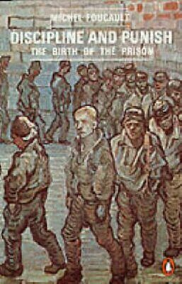 Discipline and Punish: The Birth of the Prison ... by Foucault, Michel Paperback