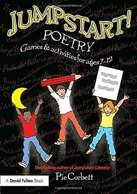 Jumpstart! Poetry by Corbett, Pie Paperback Book The Cheap Fast Free Post