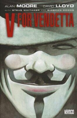 V for Vendetta: New Edition, David Lloyd Paperback Book The Cheap Fast Free Post
