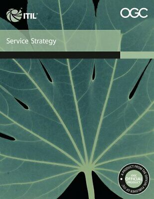 ITIL Service Strategy by Michael Nieves Paperback Book The Cheap Fast Free Post