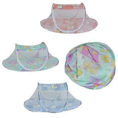 1 Portable Foldable Baby Mosquito Insect Tent Travel Infant Bed Net Crib Shade
