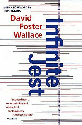 Infinite Jest by Foster Wallace, David Paperback Book The Cheap Fast Free Post